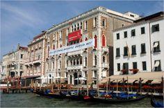Ca' Giustinian, sede de las oficinas de la Bienal de Venecia. ©  Giorgio Zucchiatti, Cortesía de La Biennale di Venezia