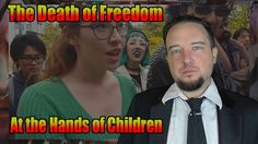 The Death of Freedom at the Hands of Children The title might seem dramatic but I don't think it's an exaggeration. You'll see why. Some Black Guy's video (go watch it): https://www.youtube.com/watch?v=FnOvmHSrUrI Dave Cullen (aka Computing Forever)'s video on Dr. Jordan Peterson: https://www.youtube.com/watch?v=1OsWXBjY9W4 The person behind the camera: http://ift.tt/2eAsgsN The post-credits song is this one: https://www.youtube.com/watch?v=0DJPeyK33I0 Send us mail! P.O. Box #40583 Eugene OR…