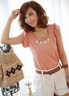 Smart Trendy Neckline Blouse - $11.11 on @ClozetteCo