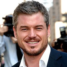 "Eric Dane, "" Dr. McSteamy "" of "" Grey's Anatomy"" ! OK, I am sure the fact that I have never seen him until today is sad... but what a purdy man!"
