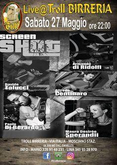 TROLL - Mosciano Sant' Angelo | Eventi Teramo