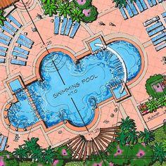 HJA Design Studio - Portfolio - Resort Design