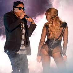 Beyoncé showed never-before-seen footage from her wedding to JAY Z for their On the Run Tour last night—see it here!