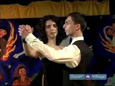 How to Dance the Waltz : Basic Waltz Step With a Partner
