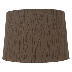 Home® Mix-and-Match Lamp Shade - Brown (Medium).Opens in a new window  Concept Candie Interiors now offers virtual online interior decorating services for only $200 per room. #ecommerce #homedecor #interiordesign