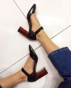 Topshop Mary Janes