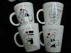 10-tazas-personalizada-souvenir-boda-15-aniversario-4547-MLA3676784255_012013-F.jpg (1200×900)