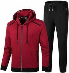 Tracksuit Jacket, Hoodie Jacket, Mens Shoes Online, Track Suit Men, Hunting Jackets, Jogger Sweatpants, Sport T Shirt, Sport Outfits, Men Casual
