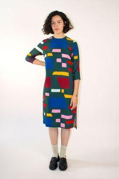 Tunic Dress - Aerial