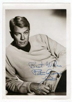 Peter Graves From The Tv Series Mission Impossible Minneapolis Boy Makes Good