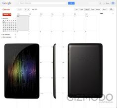 Google Nexus tablet release date, specs and price  There is a healthy appetite out there at the minute for the Google Nexus tablet,