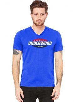 Underwood 2016 V-Neck Tee
