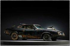 F-Body Umbau Mad Max Fury