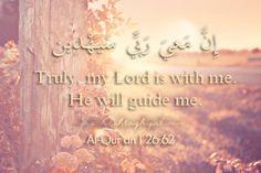 Islamic Daily: Allah will guide you! | Hashtag Hijab © www.hashtaghijab.com