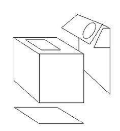 Small Stuff's PrintMini: Printable Dollhouse Miniatures & Printies - top loading washer