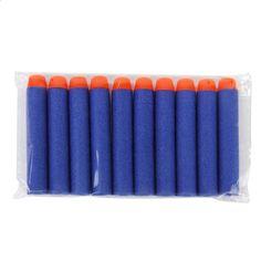 d8e05b6e726 LeadingStar 300 Stks 7.2 cm Zachte EVA Foam Bullet Refill Bullet Darts voor  Nerf Elite Serie