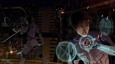 Attack on Titan - Pacific Rim crossover! I'm about to watch the season finale, hope it's good Attack on Kaiju Super Robot, Guy Drawing, Pacific Rim, Know Your Meme, Holographic, Crossover, Attack On Titan, Sci Fi, Darth Vader