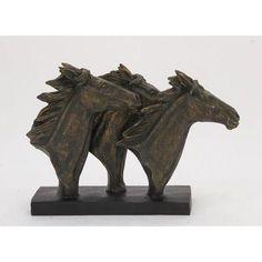 Smart Ps Horse Sculpture