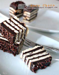 Deco Choco: Kek Batik