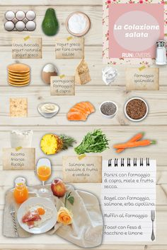 La colazione salata #food #breakfast #dieta   IAIA GUARDO - MAGHETTA.it