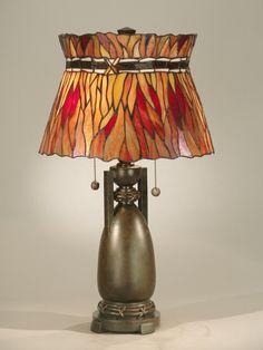 Tiffany Lamp - Dale Tiffany Abbott Table Lamp - TT50097 $ 324.00    select2gether.com