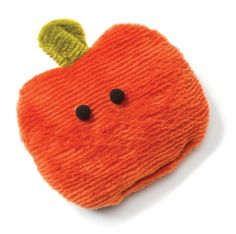 Nothing scary here. Brightly colored and easy-to-spot, #Pumpkin #dogtoy is made from fabric that uses 100% recycledplastic. This fabric is amazingly soft, yet durable.