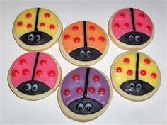 LadyBugs cookies!