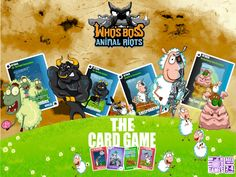 Adventure, battle,shombies, lamb chop Lords and sheep(o)nators  are waiting in this new card game for families and gamers alike.