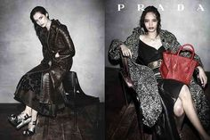 cool Prada Fall/Winter 2015 Campaign