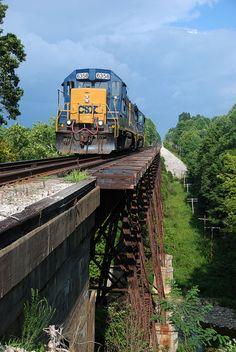 ...Trains....