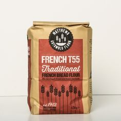 French T55 traditional bread flour