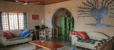 Spend a night at our Friendly Gecko Guest House in Malawi and support socially responsible tourism. We offer an enriching adventure and cheap accommodation. Cheap Accommodation, Lodges, Wildlife, Cottage, Places, House, Ideas, Cabins, Haus