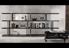To die for! Minotti Ipad - BOOKCASES – SIDEBOARDS - EN   DALTON