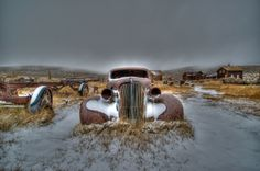 "THE Millionth photographed car in  Bodie SHP, CA ""Official""  GOLD Ghost Town"
