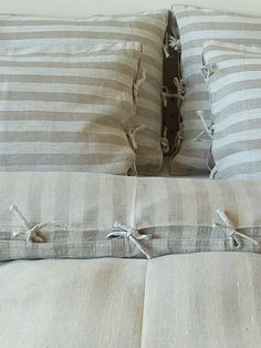 Pure linen bedding from Linenme