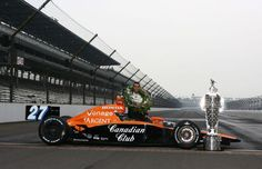 Indy 500 winner 2007: Dario Franchitti  Starting Position: 3  Race Time: 2:44:03.5608  Chassis/engine: Dallara/Honda