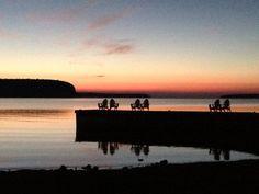 Door county Wisconsin edgewater resort