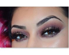 Gorgeous sultry look by @n.julianaa with Flutter® Lashes in #KAMILLA