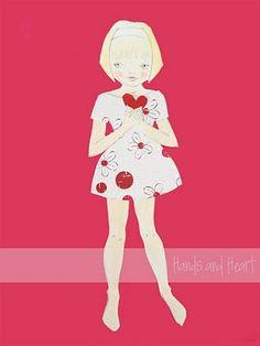Heart Paper Doll Workshop!