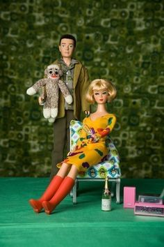 Barbie Family 8 x 12 Fine Art Photograph by nicolehouff on Etsy, $40.00