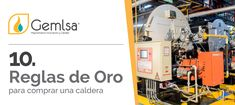 GEMLSA - Calderas Pirotubulares y Equipos de Lavanderia Industrial