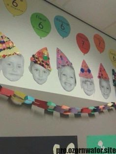 Best Totally Free preschool classroom birthday Strategies Are you a brand-new teacher that's wondering just how to set up a new preschool educational setting? Birthday Calendar Classroom, Birthday Bulletin Boards, Classroom Birthday Displays, Preschool Birthday Board, Preschool Classroom Setup, Free Preschool, Preschool Activities, Class Birthdays, Birthday Wall