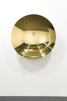 Sculpture by Anish Kapoor.
