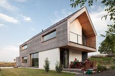 GOL 2 - Einfamilienhaus: moderne Häuser von g.o.y.a. Architekten