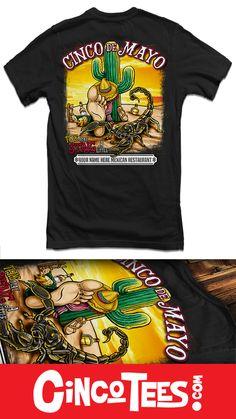 Cinco De Mayo T-shirt 2016-14