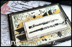 Stamp and stencil by ALL&CREATE . Creations by Rosanna Zuppardo Cardmaking, Stencils, Stamp, Create, Cards, Painting, Making Cards, Stamps, Painting Art