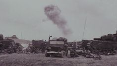 Gold Beach D Day Ww2, Gold Beach, Military History, World War Two, Wwii, Sword, Westerns, Tuesday, Jeep