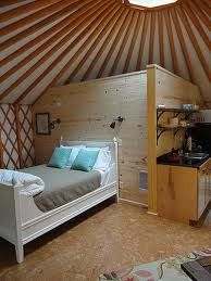 20' yurt interior - Google Search