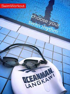 Choose your swim rhythm. #swimworkout