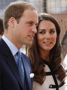 Duchess Kate Middleton & Prince William